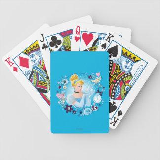 Cinderella - Gracious as a True Princess Poker Deck
