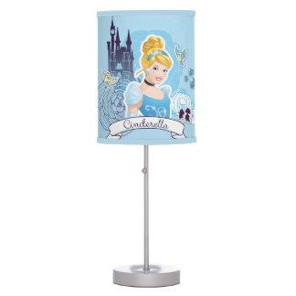 Cinderella - Gracious Heart Table Lamp