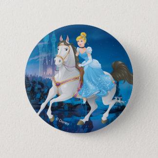 Cinderella | Have Courage 2 Inch Round Button