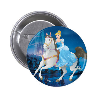 Cinderella | Have Courage 2 Inch Round Button
