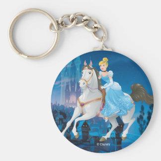 Cinderella | Have Courage Basic Round Button Keychain