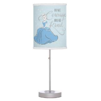 Cinderella | Have Courage Desk Lamps