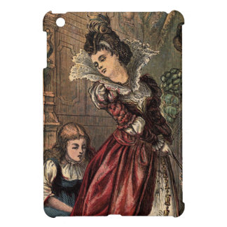 Cinderella Helping her Step-Sisters iPad Mini Cases