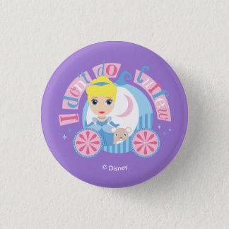 Cinderella | I Don't Do Curfew 1 Inch Round Button