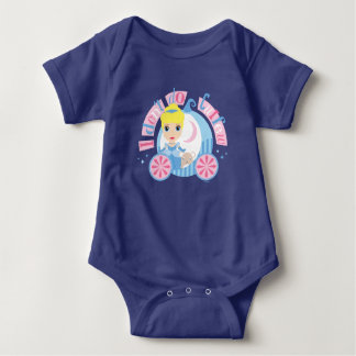 Cinderella | I Don't Do Curfew Baby Bodysuit