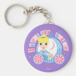 Cinderella | I Don't Do Curfew Keychain