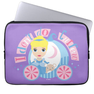 Cinderella | I Don't Do Curfew Laptop Sleeve