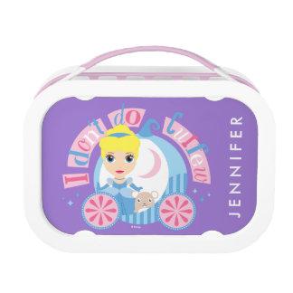 Cinderella | I Don't Do Curfew Lunch Box