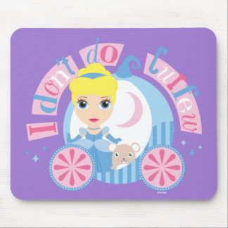 Cinderella | I Don't Do Curfew Mouse Pad