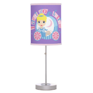 Cinderella | I Don't Do Curfew Table Lamp