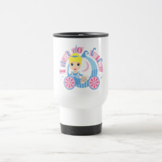Cinderella | I Don't Do Curfew Travel Mug