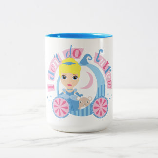 Cinderella | I Don't Do Curfew Two-Tone Coffee Mug