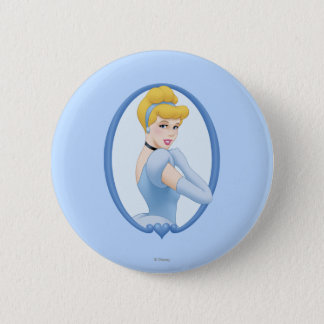 Cinderella in Frame 2 Inch Round Button