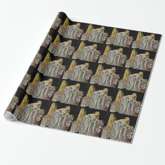 Cinderella in the Attic Wrapping Paper