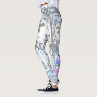 Cinderella Inspired Carriage Leggings