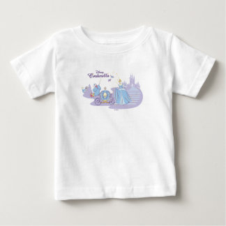 Cinderella Leaving the Ball Baby T-Shirt