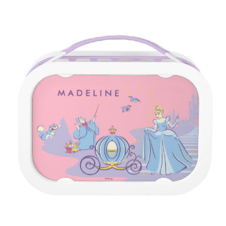 Cinderella Leaving the Ball Lunch Box