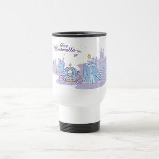 Cinderella Leaving the Ball Travel Mug