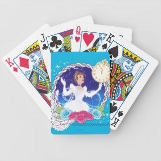Cinderella - Princess Cinderella Bicycle Playing Cards