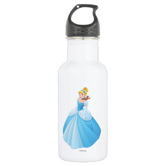 Cinderella With Gus & Jaq 532 Ml Water Bottle