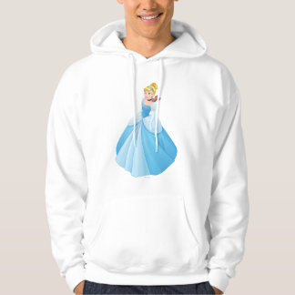 Cinderella With Gus & Jaq Hoodie