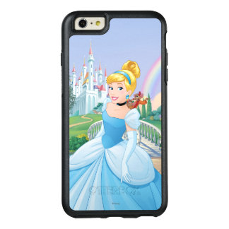 Cinderella With Gus & Jaq OtterBox iPhone 6/6s Plus Case