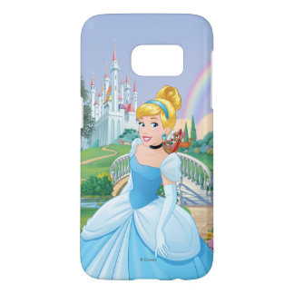 Cinderella With Gus & Jaq Samsung Galaxy S7 Case