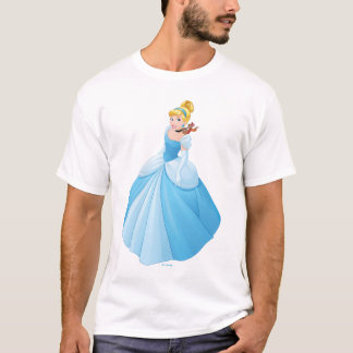 Cinderella With Gus & Jaq T-Shirt