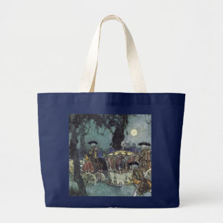 Cinderella's Fairy Tale Coach by Edmund Dulac Bag