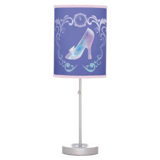 Cinderella's Glass Slipper Table Lamp