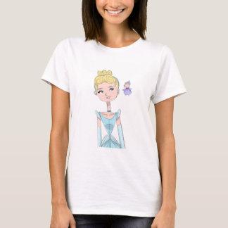 cinderella's t-shirt