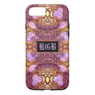 Cinderpath Lola Victorian Monogram iPhone 7 Case