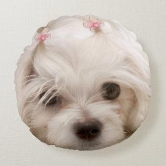 Cindy Round Pillow