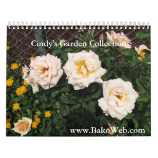 Cindy's Garden Collection Calendar