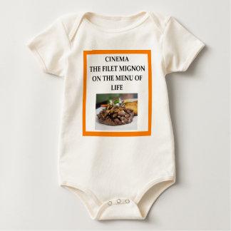 CINEMA BABY BODYSUIT