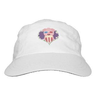 Cinema Pig with flower heart Zvf1w Hat