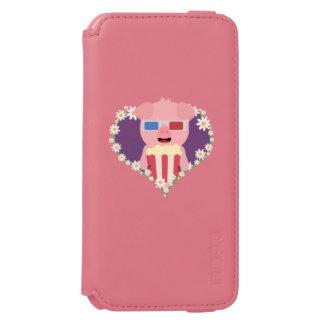 Cinema Pig with flower heart Zvf1w Incipio Watson™ iPhone 6 Wallet Case