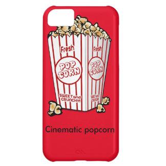 Cinematic popcorn iPhone 5C cover