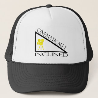 Cinematically Inclined Trucker Hat