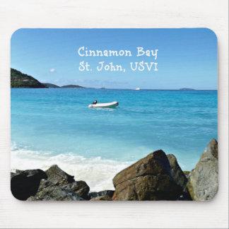 Cinnamon Bay, St. John USVI Mouse Pad