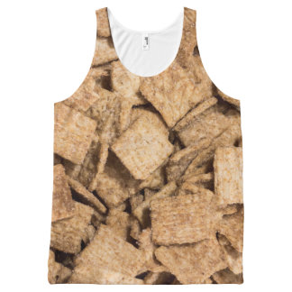 Cinnamon Cereal All-Over-Print Tank Top