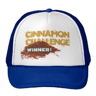 Cinnamon Challenge WINNER Trucker Hat