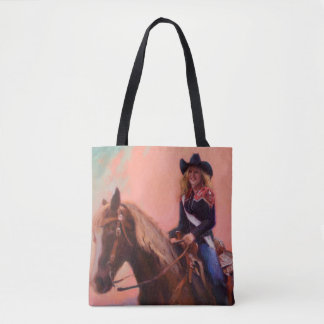 Cinnamon Girl Tote Bag