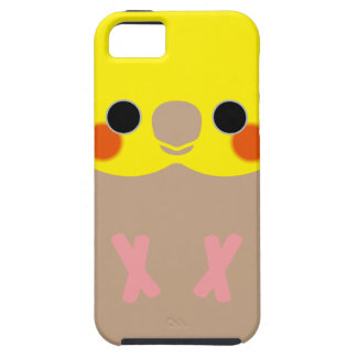 Cinnamon Male Cockatiel iPhone 5 Covers