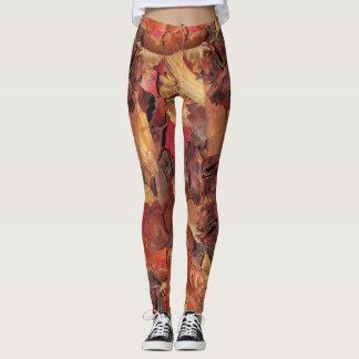 Cinnamon Potpourri Leggings