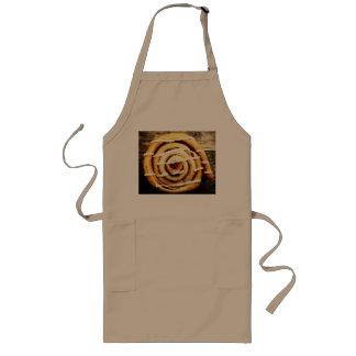 Cinnamon roll apron