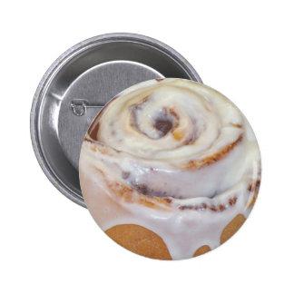 Cinnamon roll button