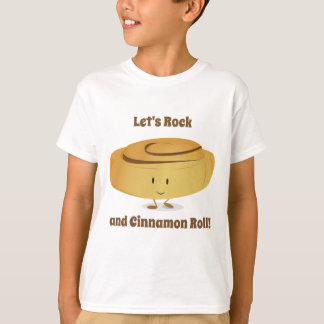 Cinnamon Roll Character | Kids T-shirt