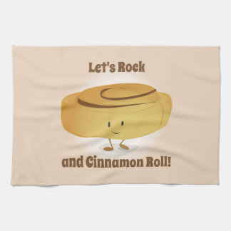 Cinnamon Roll Character | Kitchen Towel