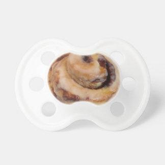 Cinnamon rolls pacifier
